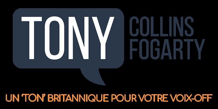 Tony Collins Fogarty – Comédien Voix-Off Anglais