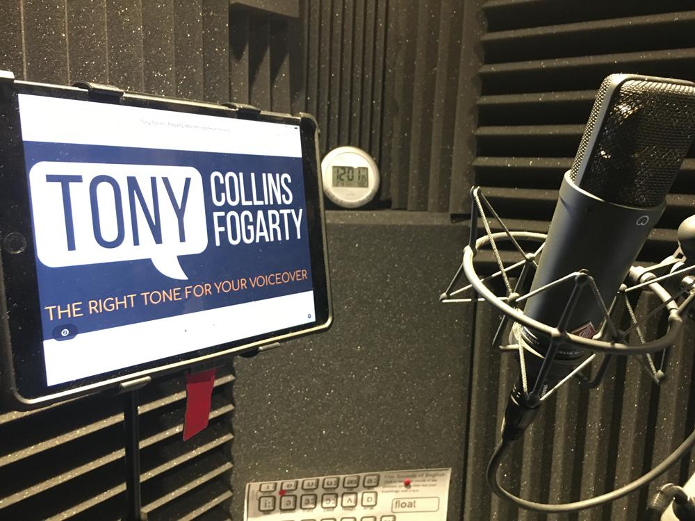 Voiceover Remote Home Studio