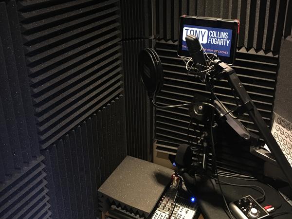 British Voiceover Home Studio